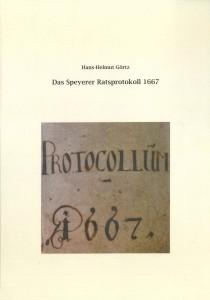 Ratsprotokoll 1667