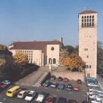 Der Pilger - Bernhardskirche