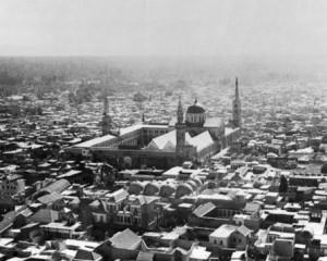 Damaskus; Foto: BayHStA, BS-Palästina 1305a